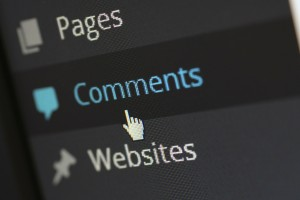 Clearing WordPress Comments